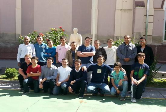 I Encontro Vocacional Claretiano em Pouso Alegre -2014