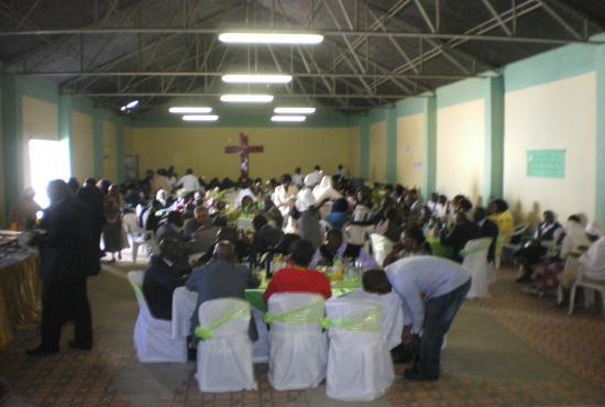 Provincial participa da Ordenação Sacerdotal em Angola - 30.06.2014