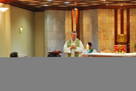 Missa de Abertura do III Capitulo Provincial - 14.07.2014