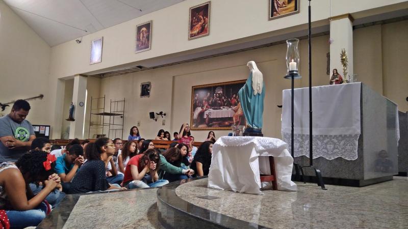 Retiro de Coroinhas em Maceió - 30.07.2017
