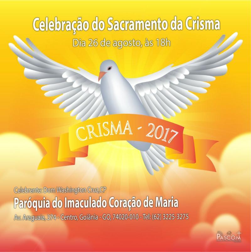 21 Crismados em Goiânia - 26.08.2017