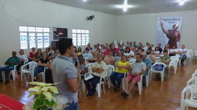 Assembléia Paroquial em Clevelândia 2017