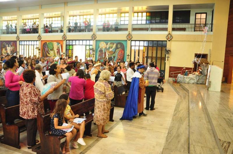 Solenidade da Epifania do Senhor em Taguatinga - DF - 2018