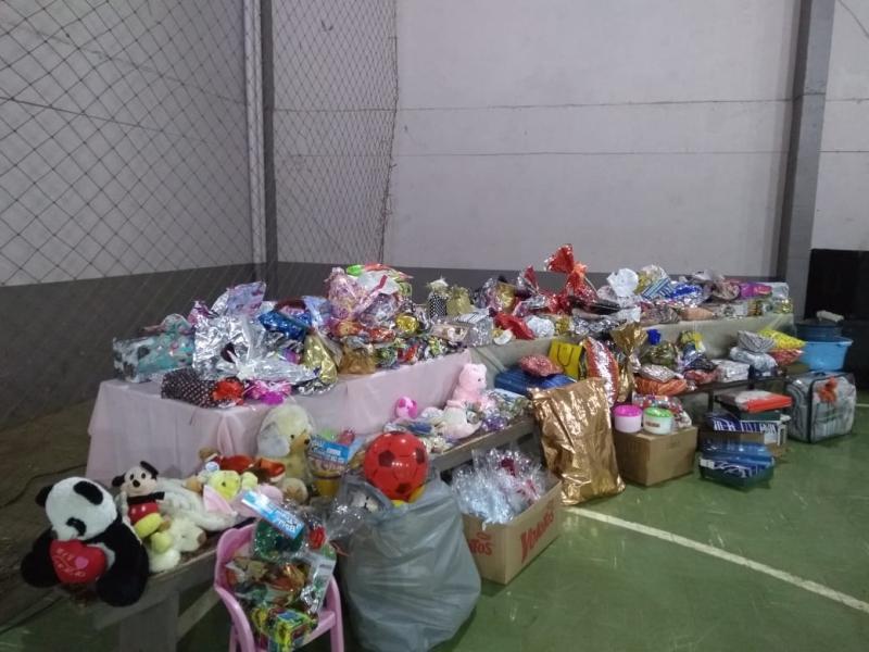 II Dia Mundial do Pobres em Clevelândia