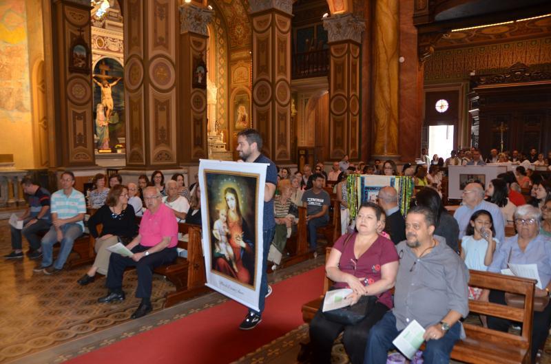 Abertura do Ano Jubilar Claretiano - 125 anos de presença no Brasil