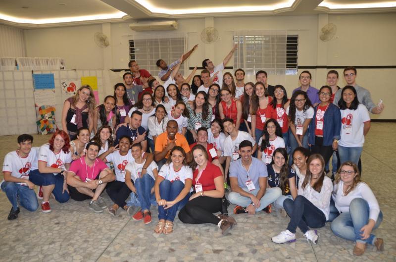 Jubileu dos Jovens do Centen�rio de Santos