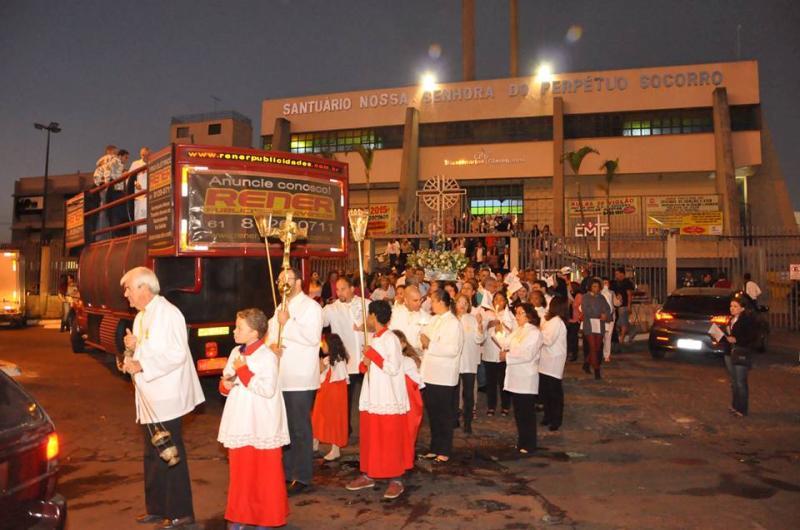 Santuário Nossa Senhora do Perpétuo Socorro de Taguatinga - DF