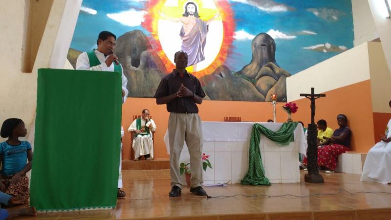 Segunda Semana Missionária Moçambique