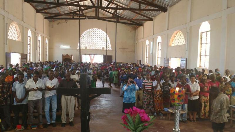Segunda Semana Mission�ria Mo�ambique