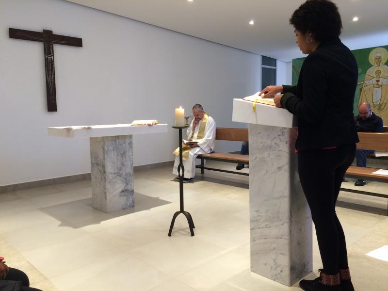 Missa do dia 24 de junho - Capela da Cúria Provincial