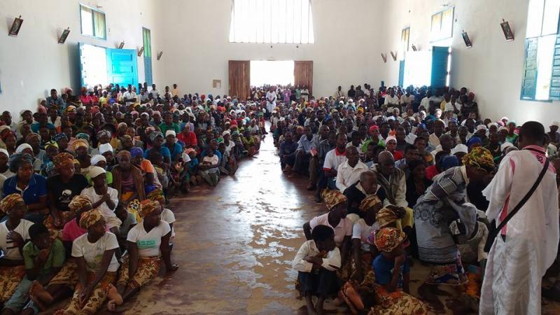 Terceira Semana Mission�ria (Par�quia Nossa Senhora da Assun��o - Moneia, Mo�ambique)