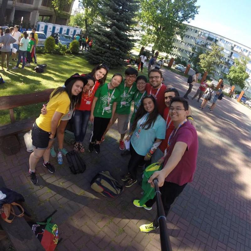 Juventude Claretiana na Jornada Mundial (Crac�via, 2016)