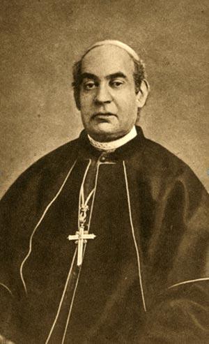 Santo Antônio Maria Claret, fundador da Congregação dos Missionários Claretianos