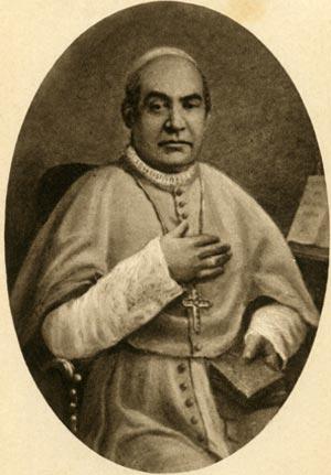 Santo Ant�nio Maria Claret, fundador da Congrega��o dos Mission�rios Claretianos