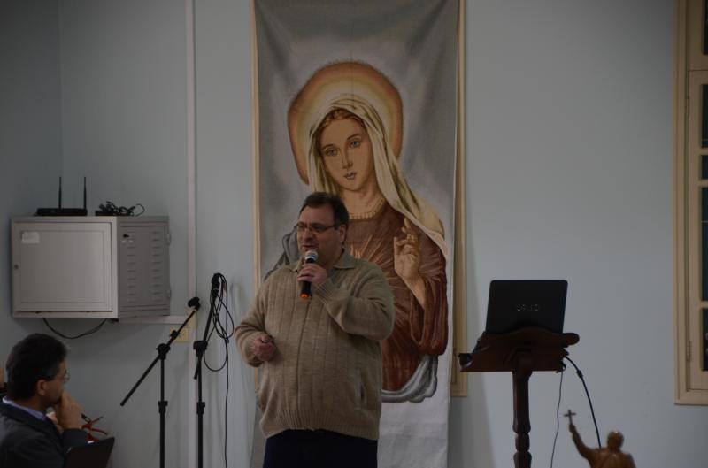 Segundo Dia do Capítulo: Ser sinal profético e presença viva de Cristo numa sociedade plural