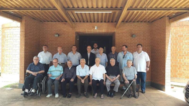 Inauguração da Casa dos Missionários Claretianos Idosos em Batatais