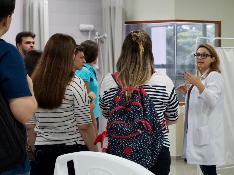 Primeiro curso de Medicina do Claretiano - Faculdade de Rio Claro inicia suas atividades