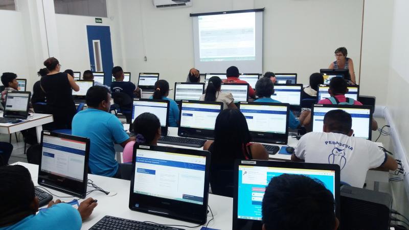 Claretiano oferece educação superior aos índios do estado de Roraima