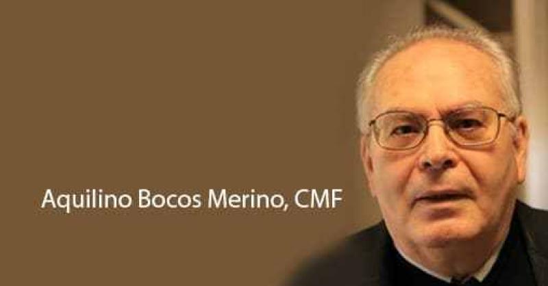 P. Aquilino Bocos Merino, novo Cardeal da Igreja