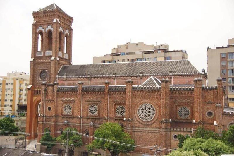 Basílica Imaculado Coração de Maria do Rio é assunto de matéria jornalística