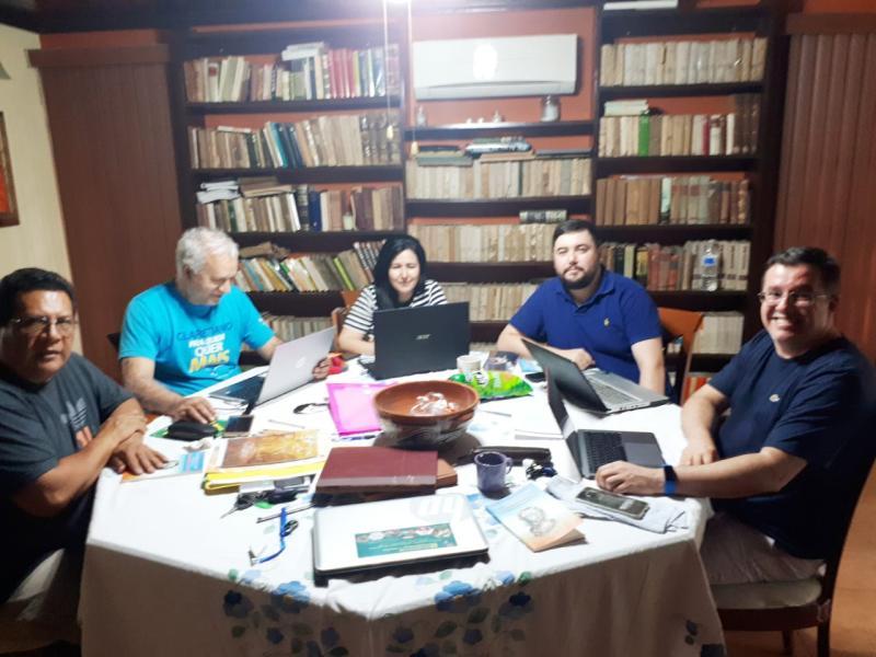 Encontro da Equipe de Coordenação da Rede Bíblica Claretiana - ReBiClar