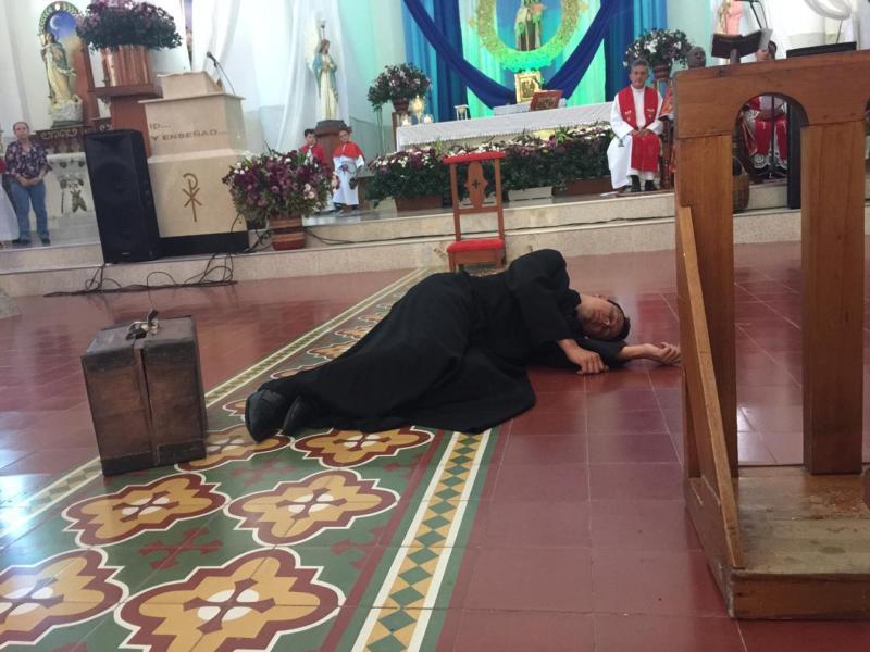 Noviciado Interprovincial: Jesus Aníbal Gómez, mártir