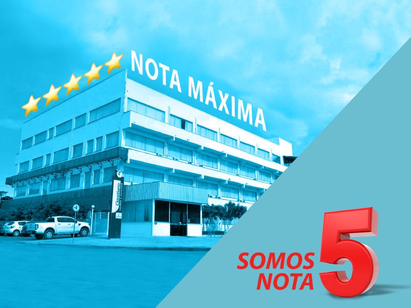 Claretiano - Faculdade de Boa Vista recebe credenciamento com nota máxima do MEC