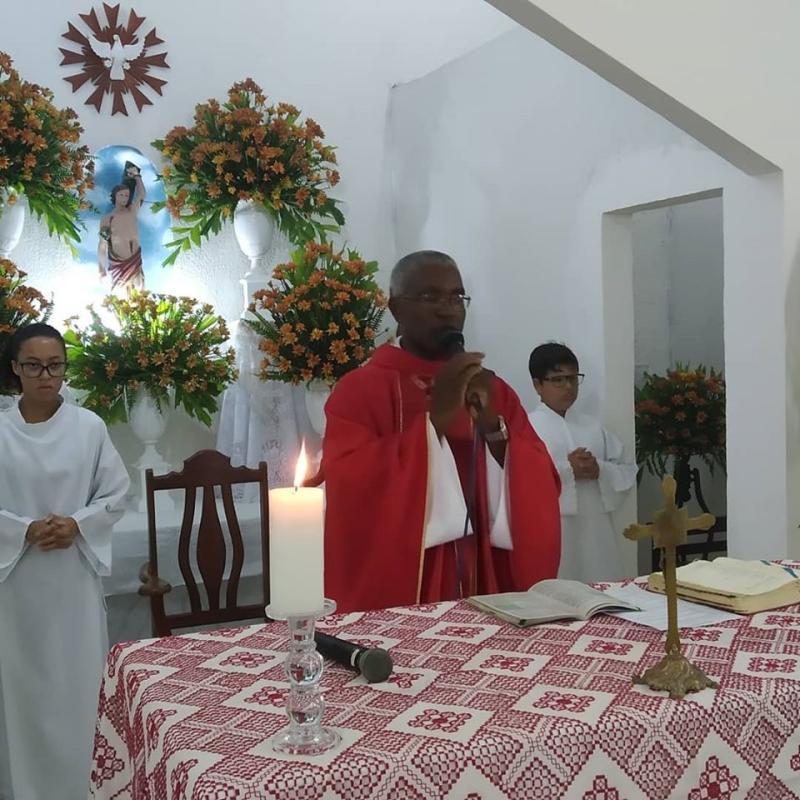 Novena de São Sebastião em Maceió