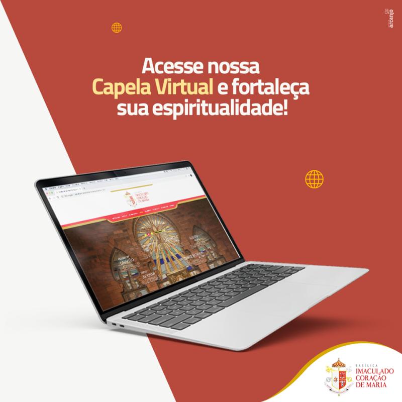 Capela Virtual da Basílica Imaculado Coração de Maria do Rio de Janeiro