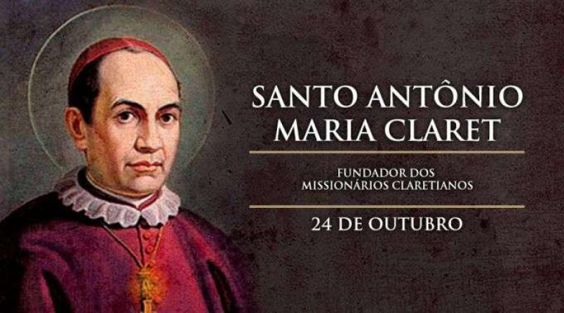 Saudação do Padre Geral na Festa de Santo Antônio Maria Claret