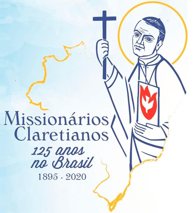 Celebração dos 125 anos de chegada dos Missionários Claretianos ao Brasil