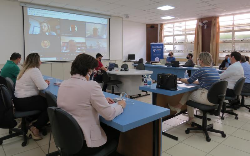 Claretiano - Centro Universitário de Batatais apresenta ações de apoio ao projeto 'Isolamento Inteligente' do Butantan