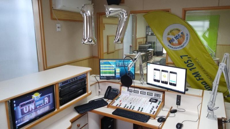 Claretiana FM: 17 anos de educação, informação e boa música