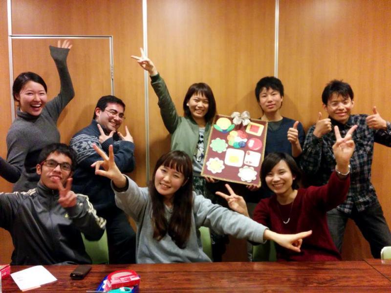 No Jap�o jovens da Par�quia Claretiana celebram a maioridade
