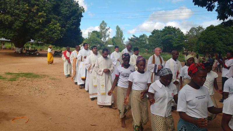 Dez anos da Miss�o de Mo�ambique
