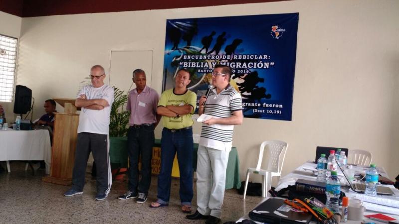 Encontro de Anima��o B�blica - MICLA (Santo Domingo - Rep�blica Dominicana)