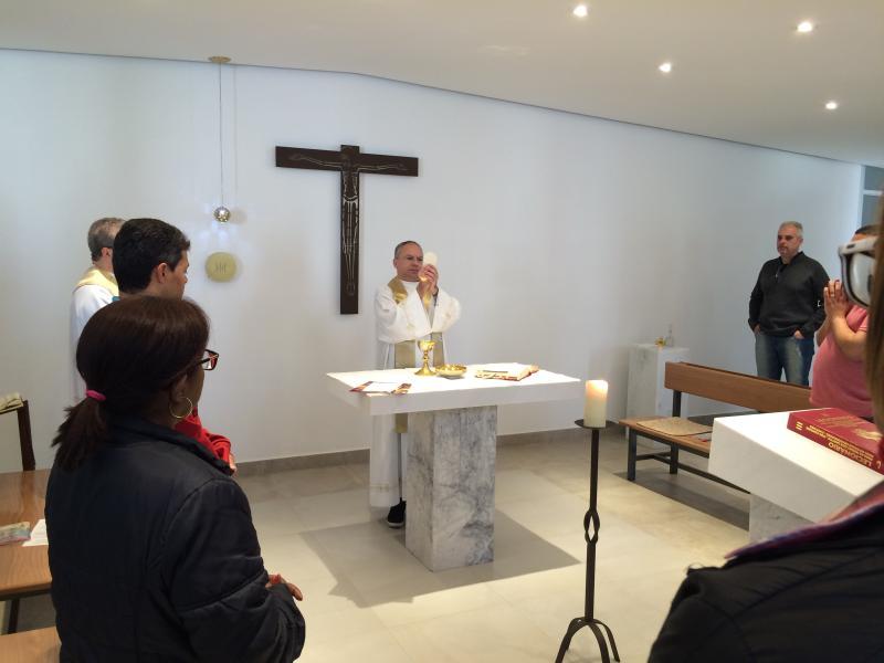 Missa do dia 24 de Junho - Capela da C�ria Provincial