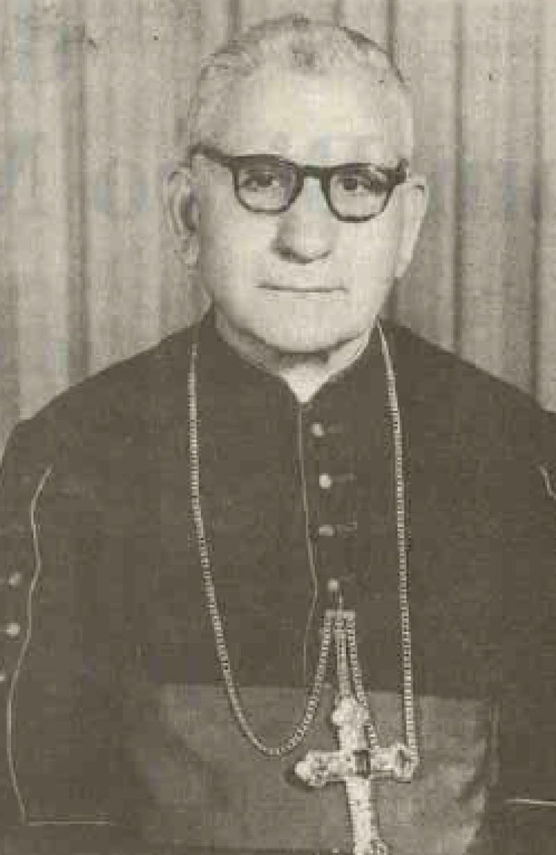 VII. Dom Prada, CMF, Prelado de S�o Jos� do Alto Tocantins